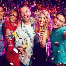chastno party artisti